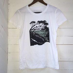 NWOT Patagonia tee shirt.